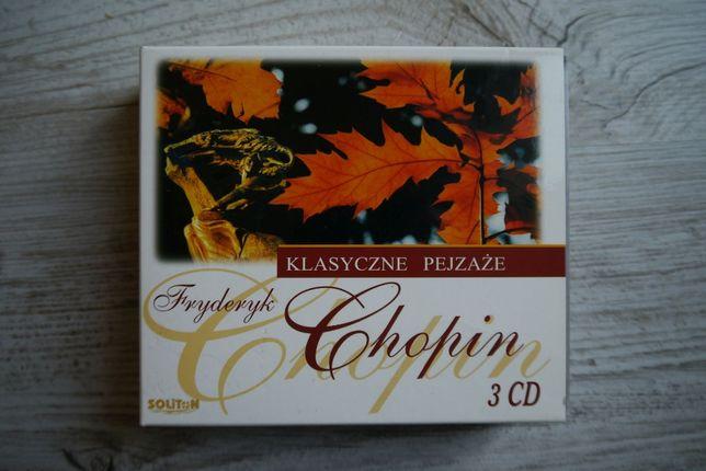 Fryderyk Chopin, zestaw 3 płyt CD