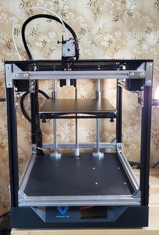 3d принтер Two Trees Sapphire Pro в глубокой модернизации