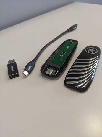 Карман для SSD NVMe usb-c 3.1 (без SSD)