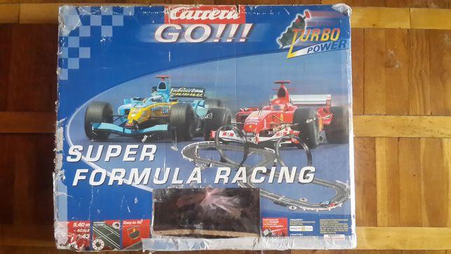 Гоночный трек Carrera Go SUPER FORMULA RACING