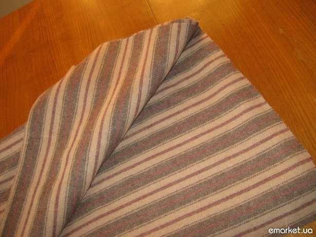 Ткань шерстяная , пальтовая.