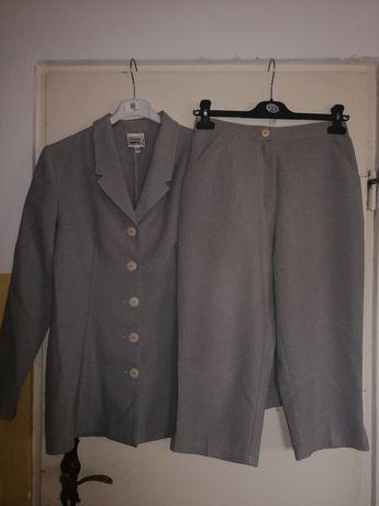 Komplet damski marynarka+spodnie