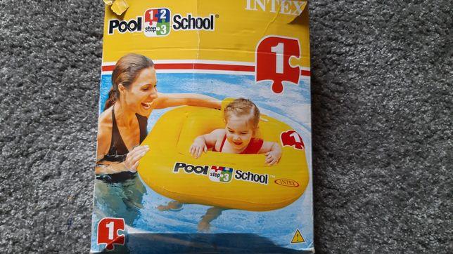 Koło siedzenie Intex nauka pływania 56587 jak nowe