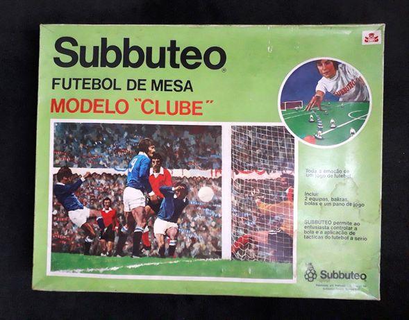 Subbuteo jogo de futebol de mesa antigo, licença por Sports Games Lda