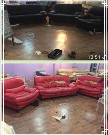 Перетяжка ремонт реставрація меблів / перетяжка реставрация мебели
