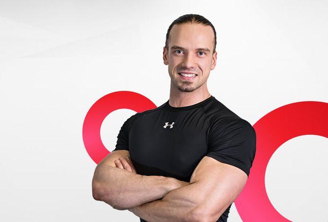 Trener Personalny Ruczaj, Kraków - Trenuj z Mistrzem Świata!