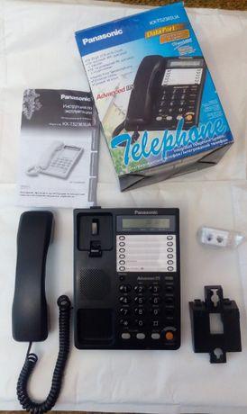 Телефон PANASONIC KX-TS2365UA Black