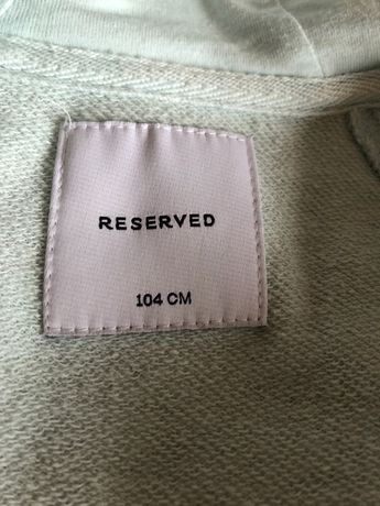 Bluza Reserved