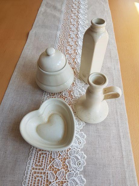 Komplet ceramiczny z Bolesławca