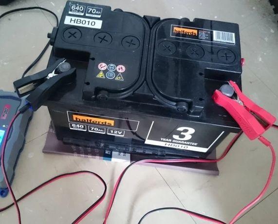 Аккумулятор автомобильный профессиональный заряд зарядка АКБ авто