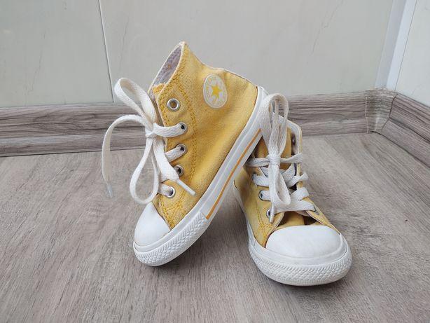 Кеды Converse, конверсы оригинал, размер 23