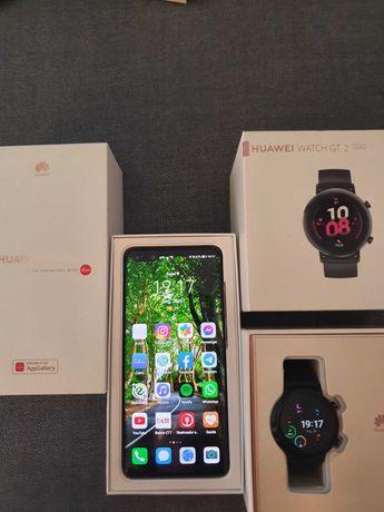 Huawei P40 pro e Huawei Watch GT2