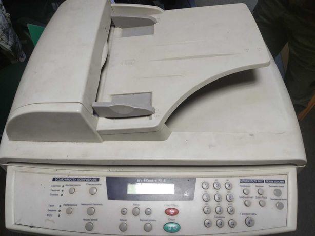 Принтер - ксерокс