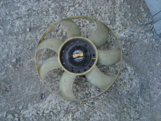 Вискомуфта вентилятор Ford Transit радиатор коллектор Транзит разборка