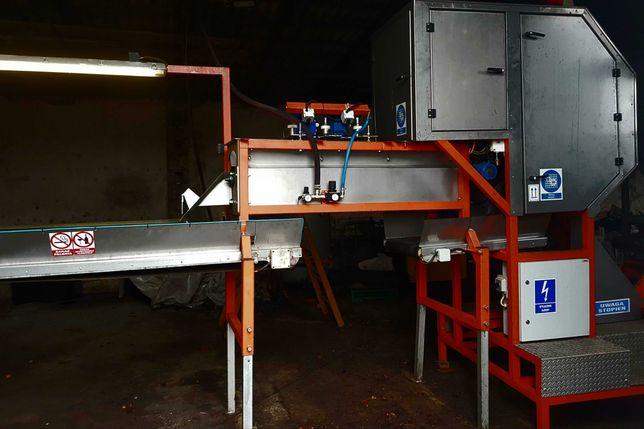 Maszyna do obierania cebuli-gotowa do pracy