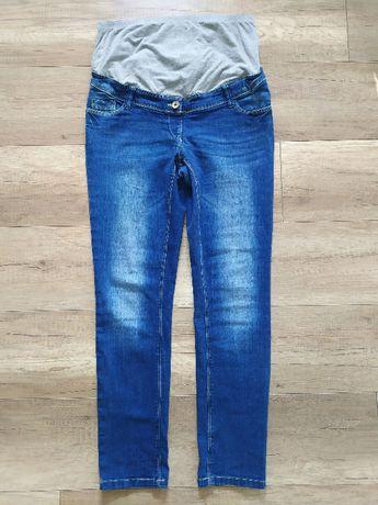 Spodnie ciążowe jeansowe C&A Jessica M/L 40