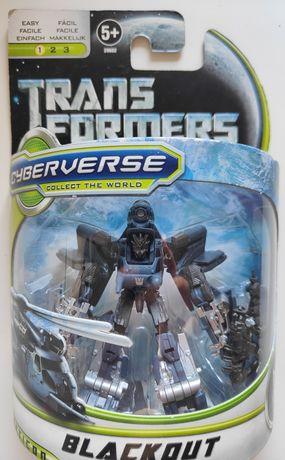 Transformers Cyberverse Movie Blackout