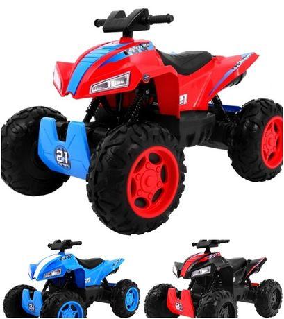MOTOR elektryczny na akumulator Pojazd Quad Sport Run 4x4