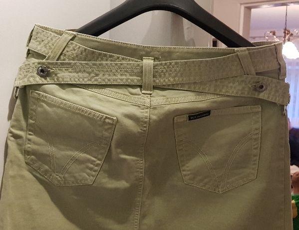 Spódniczka jeansowa dolce & gabbana, rozmiar 36