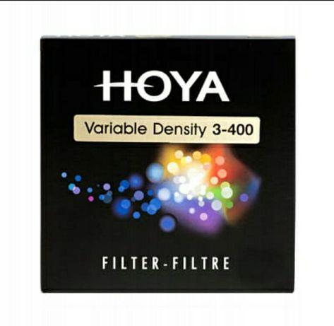 Filtr szary Hoya VARIABLE DENSITY 67mm ND3-ND400