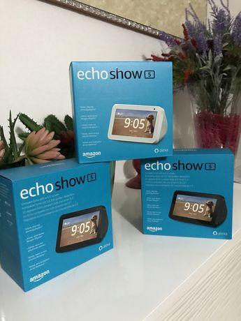 ALEXA Echo Show 5 - NOVAS/SELADAS - * Amazon * Coluna Smart Home* Hub*