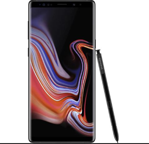 Samsung Galaxy Note 9 6G/128GB Black Livre
