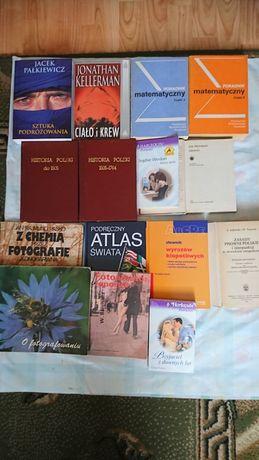 Książki różne tematycznie