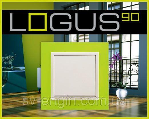Выключатели и розетки Logus90 ANIMATO (Efapel, Португалия)