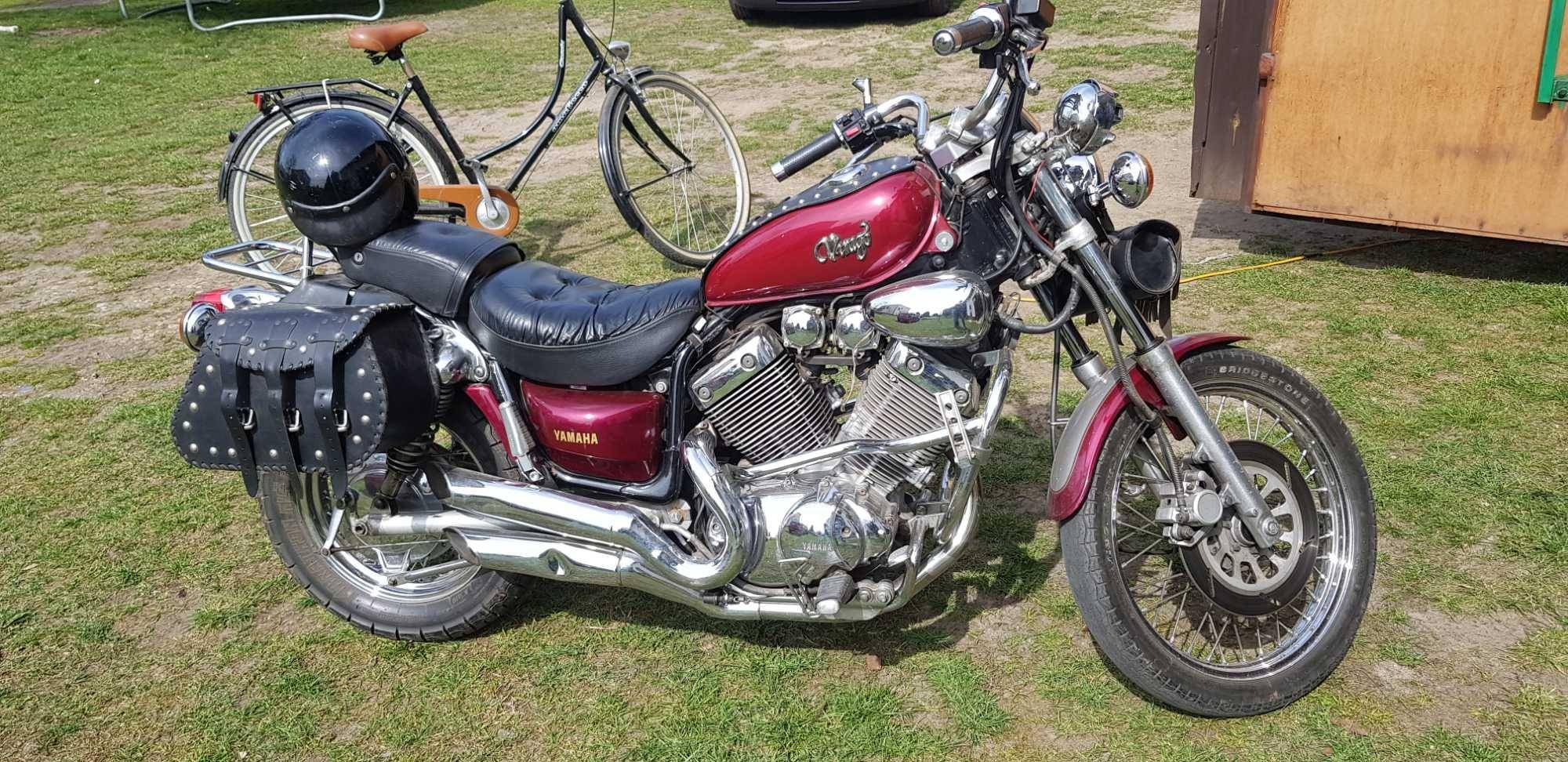 Yamaha virago 535 sprzedam