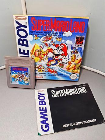 Jogo Super Mario Land para o Game Boy (Nintendo)