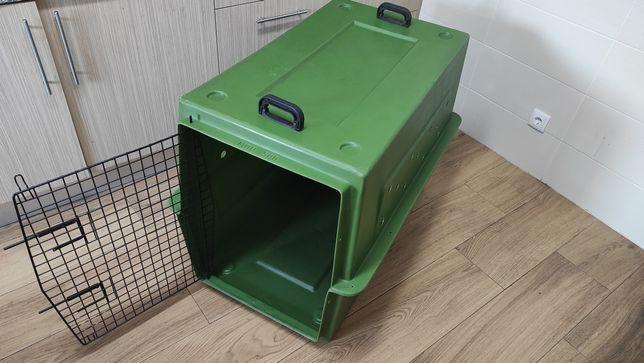 Caixa para transporte de cães grande porte