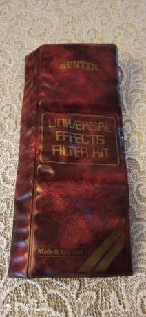 Zestaw filtrów obiektywu 55 mm .Universal Effects Filter Kit