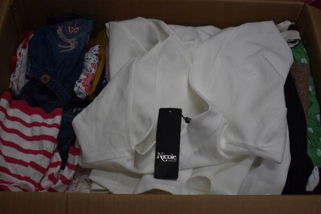 Odzież Premium Metka Box 12 kg Mix Outlet