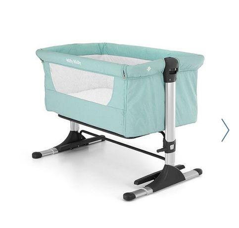Кроватка детская приставная Milly Mally. Оригинал. Польша