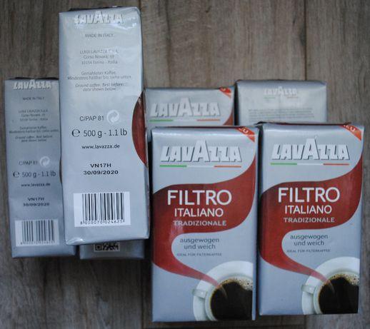 Кофе молотый Lavazza Filtro Italiano Delicato 500 г. Кава.