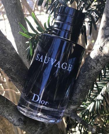 Dior Sauvege оригинал