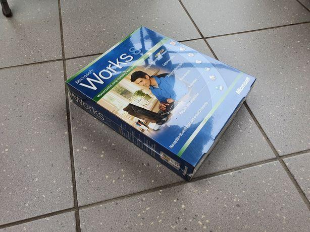 Microsoft Works 8 PL - Big Box - Nowy - Folia!