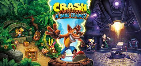 Crash Bandicoot N. Sane Trilogy и другие игры для ps4 playstation 4