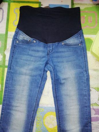 Spodnie ciążowe h&m 34