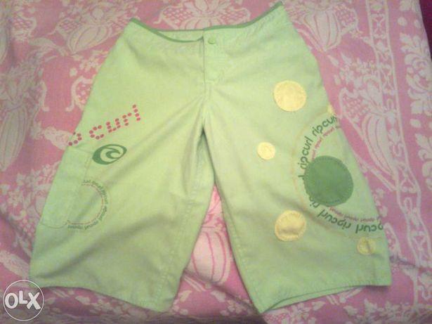 Calçoes de banho Rip Curl NOVOS 12 anos