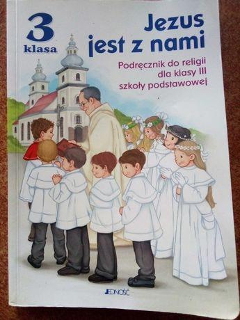 """Podręcznik do religii dla klasy 3 """"Jezus jest z nami"""""""