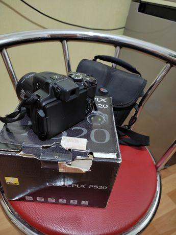 Продам фотоаппарат Nikon p520