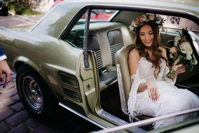 Mustang Do ślubu Wolne terminy ! Mustangiem do ślubu !