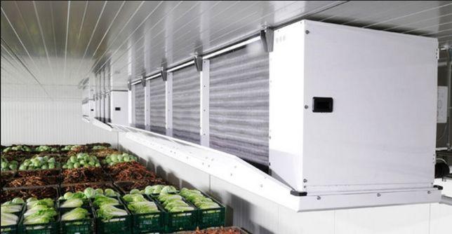 Агрегати компресора зберігання зелені огірків зеленої цибулі заморозка