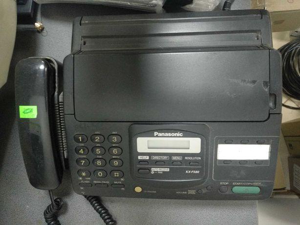 Факс-телефон Panasonic KX-F580