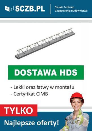 Strop Teriva Belka stropowa Belki Stropowe Dostawa HDS