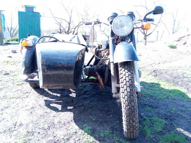 Мотоцикл МТ-10-36