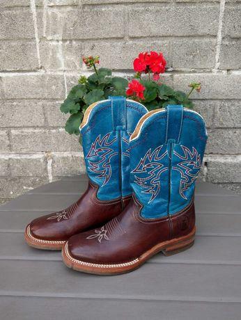 kowbojki westernowe buty do jazdy konnej