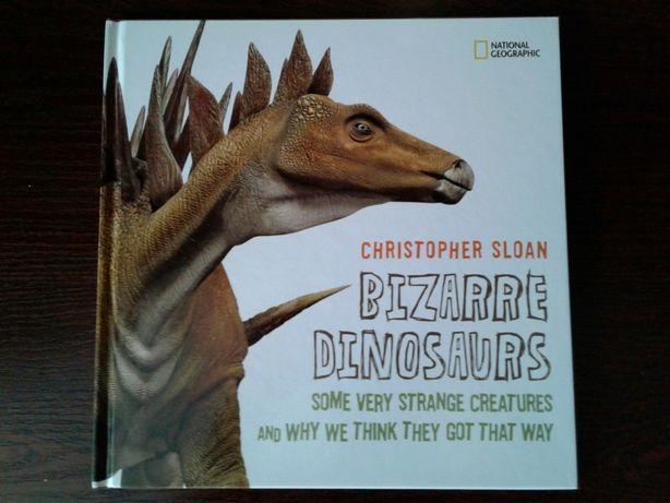 Детская энциклопедия на английском Bizarre Dinosaurs