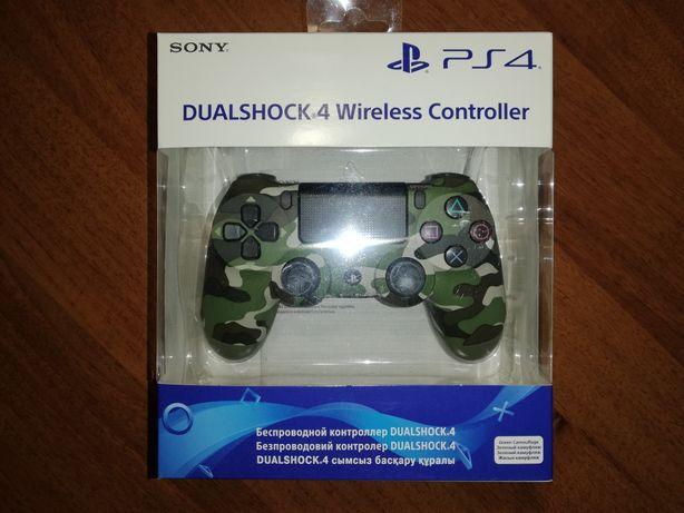 Геймпад Sony DualShock 4 V2 Camouflage